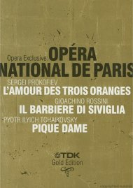 Opera Exclusive: Opera National De Paris Movie