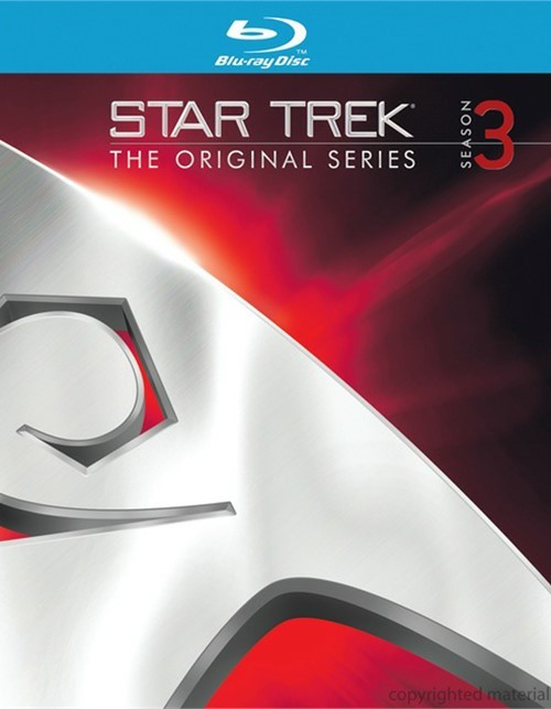 Star Trek: The Original Series - Season 3 Blu-ray