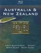 Best Of Travel: Australia & New Zealand Blu-ray