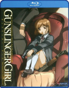 Gunslinger Girl: Season One Blu-ray