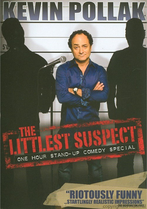 Kevin Pollak: The Littlest Suspect Movie