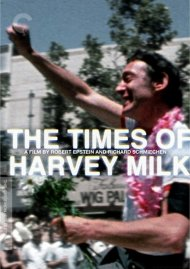 Times Of Harvey Milk, The: The Criterion Collection Movie