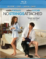 No Strings Attached (Blu-ray + DVD + Digital Copy) Blu-ray