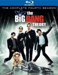 Big Bang Theory, The: The Complete Fourth Season Blu-ray