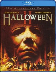 Halloween II: 30th Anniversary Edition Blu-ray