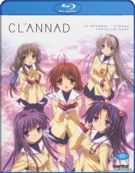 Clannad: Complete First Season Blu-ray