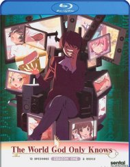 World God Only Knows, The Blu-ray