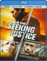 Seeking Justice (Blu-ray + DVD Combo) Blu-ray