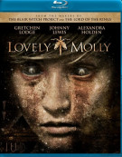 Lovely Molly Blu-ray