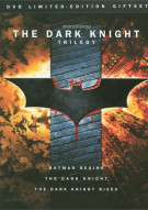 Dark Knight Trilogy, The: Limited Edition Movie