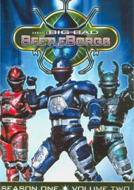 Big Bad Beetleborgs: Season One - Volume Two Movie