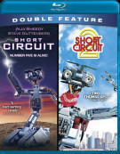 Short Circuit / Short Circuit 2 (Double Feature) Blu-ray