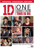 One Direction: This Is Us (DVD + UltraViolet) Movie
