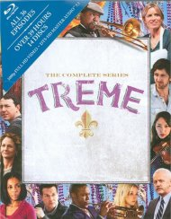Treme: The Complete Series Blu-ray
