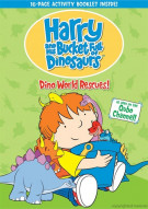 Harry And His Bucket Full Of Dinosaurs: Dino World Rescues Movie