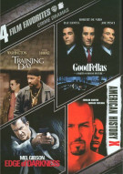 4 Film Favorites: Crime Dramas Movie