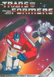 Transformers: The Complete First Season (Repackage) Movie