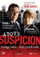 Above Suspicion: Complete Collection Movie