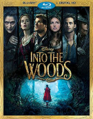 Into The Woods (Blu-ray + Digital HD) Blu-ray