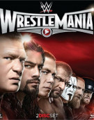 WWE: Wrestlemania XXXI Blu-ray