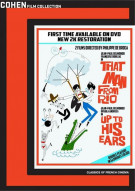 That Man From Rio / Up To His Ears (Double Feature) Movie