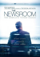 Newsroom, The: The Complete Third Season Movie