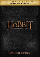 Hobbit, The: The Motion Picture Trilogy - Extended Edition (DVD + UltraViolet) Movie