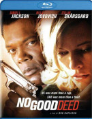 No Good Deed Blu-ray