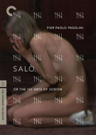 Salo, Or The 120 Days Of Sodom: The Criterion Collection Movie