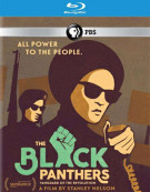 Black Panthers, The: Vanguard Of The Revolution Blu-ray