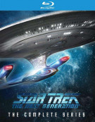 Star Trek: The Next Generation - The Complete Series (Repackage) Blu-ray