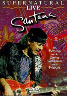 Santana: Supernatural Live Movie