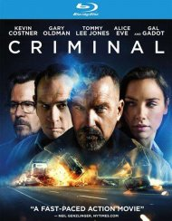Criminal (Blu-ray + DVD + UltraViolet) Blu-ray