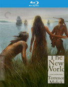 New World, The (Blu-Ray) Blu-ray