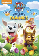 Paw Patrol: Pups Save The Bunnies Movie