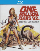 One Million Years B.C. Blu-ray