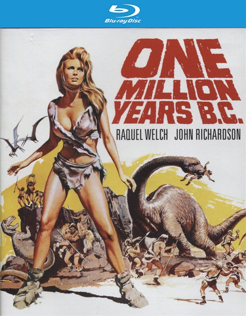 One Million Years B.C. Blu-ray