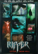 Ripper: Letter From Hell Movie