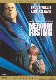 Mercury Rising: Collectors Edition Movie