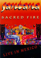 Santana: Sacred Fire: Live In Mexico Movie