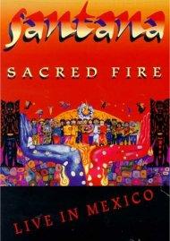 Santana: Sacred Fire: Live In Mexico Movie