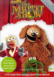 Best Of The Muppet Show: Peter Sellers Movie