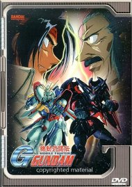 Mobile Fighter G Gundam: Collectors Box III Movie