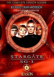 Stargate SG-1: The Complete Fourth Season Movie