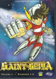Saint Seiya: Volume 1  Movie