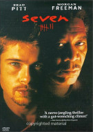 Seven: Single Disc Edition Movie
