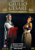 Giulio Cesare Recorded Live at the Sydney Opera House Movie