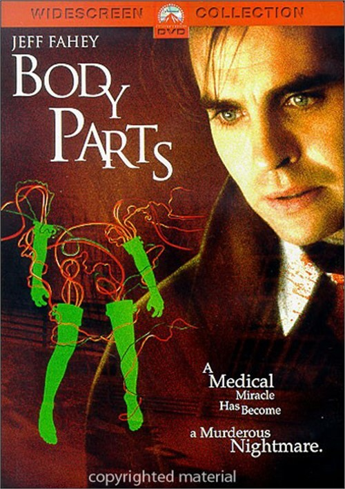 Body Parts Movie