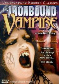 Iron Bound Vampire (Alpha) Movie