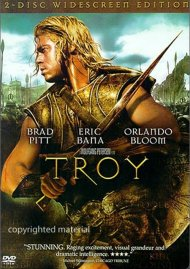 Troy (Widescreen) Movie